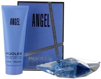 Thierry Mugler Angel 50ml EDP Spray + 100ml Body Lotion Gift Set