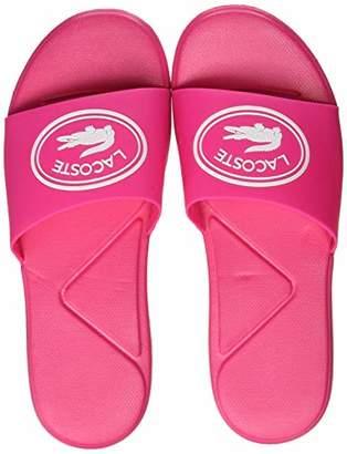 7daece44e Lacoste Unisex Kids  L.30 Slide 119 1 Cuj Open Toe Sandals