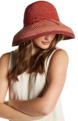 Helen Kaminski Provence 12 Colorblock Hat $250 thestylecure.com