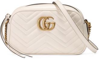 GG Marmont matelassé shoulder bag $1,200 thestylecure.com