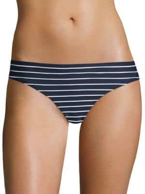 Shoshanna Stripe Bikini Bottom