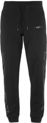 Off-White Diag 3d Line Sweatpants