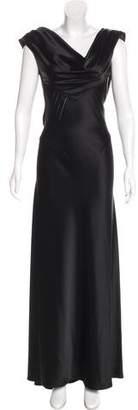 Balenciaga Sleeveless Evening Dress