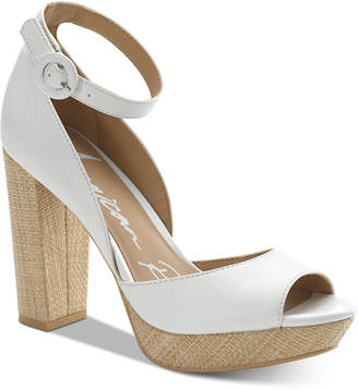 c461d50b5 American Rag Reeta Block-Heel Platform Sandals