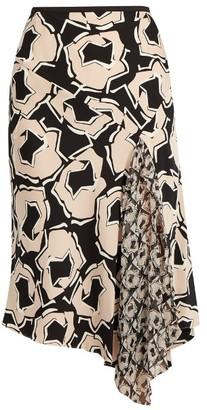 DIANE VON FURSTENBERG Posey skirt $298 thestylecure.com
