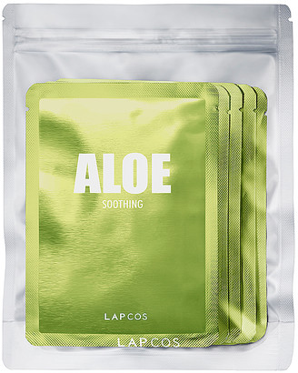 Alöe LAPCOS Daily Skin Mask 5 Pack.