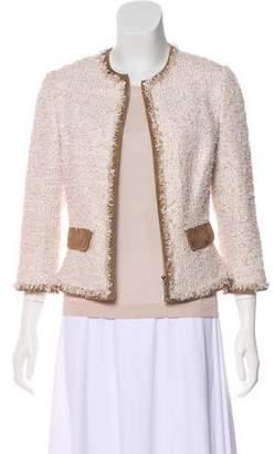 Les Copains Tweed Blazer Set