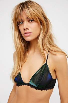 Intimately Midnight Hour Triangle Bra