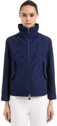 Moncler Marilyn Zip-Up Nylon Jacket