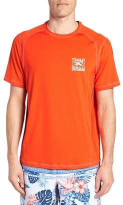 Tommy Bahama IslandActive(TM) Beach Pro Rashguard T-Shirt
