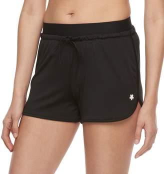 Tek Gear Women's Exposed Elastic Shorts
