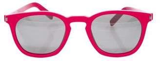 Saint Laurent SL 28 Keyhole Sunglasses