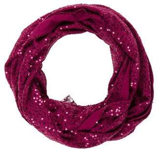 DKNY Sequin Infinity Scarf w/ Tags