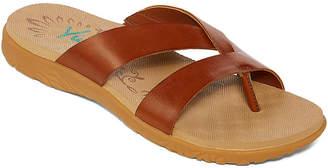 Yuu Chloe Womens Slide Sandals