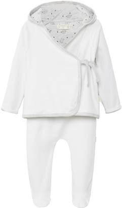 MANGO Baby Organic Cotton Pyjamas