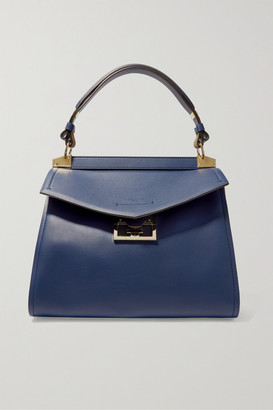 Givenchy Mystic Medium Leather Tote - Blue