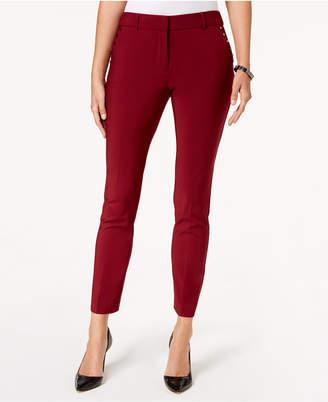 JM Collection Embellished Skinny Pants
