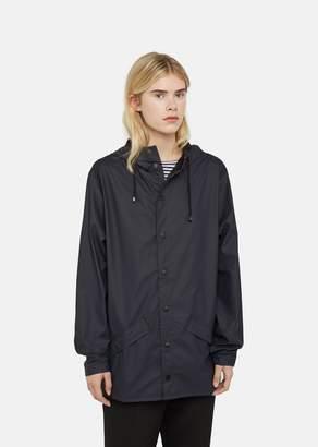 Rains Waterproof Jacket Navy