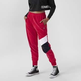Converse Womens Color-Blocked Track Pants
