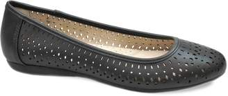 Croft & Barrow Creativity Women's Ortholite Perforated Flats