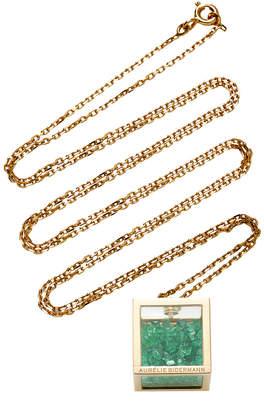 Aurelie Bidermann Amazone Box With Emeralds