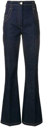 Nina Ricci high waisted jeans