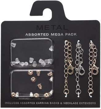 Necklace Extender & Replacement Earring Back Set
