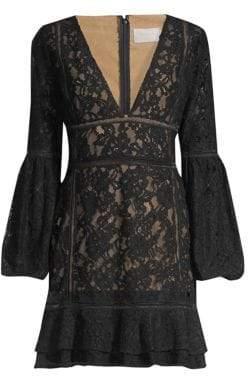 Misha Collection Harper Lace Dress