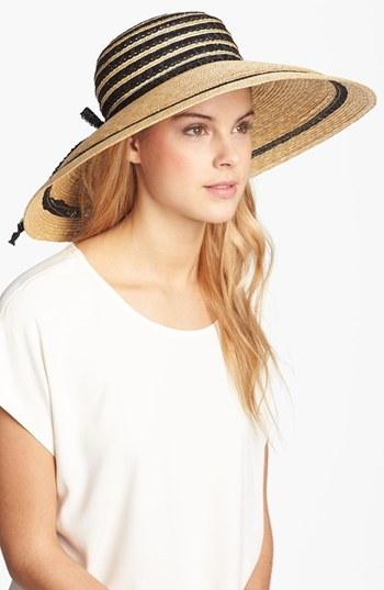 Nordstrom 'Drama' Wide Brim Hat