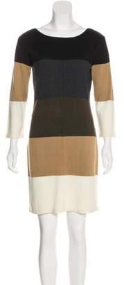 Calvin Klein Long Sleeve Knit Dress