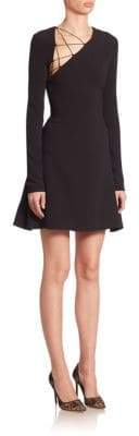 Cushnie et Ochs Winona Fit-&-Flare Dress