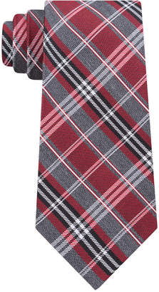 Tommy Hilfiger Men Plaid Tie