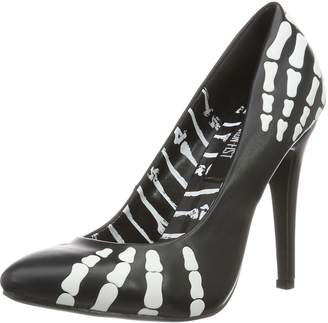 Iron Fist Women's Grave Robber Heel Dress Pump