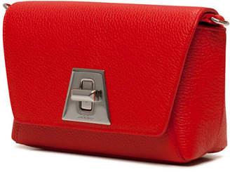 Akris Anouk Little Day Calf Leather Crossbody Bag