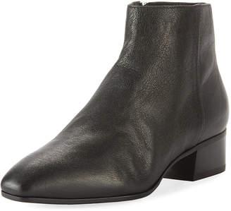 Aquatalia Fuoco Weatherproof Leather Ankle Boots