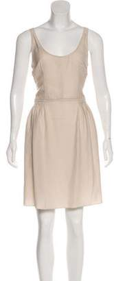 Prada Sport Sleeveless Mini Dress