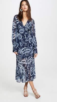 C/Meo Collective Discretion Midi Dress