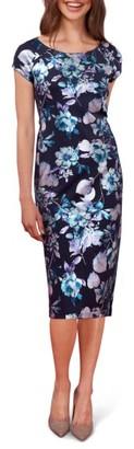 Women's Eci Floral Print Midi Dress $88 thestylecure.com