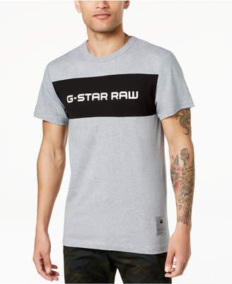 G Star G-Star Men's Graphic-Print T-Shirt, Created for Macy's