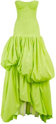 Natasha Zinko Strapless Puffball Gown