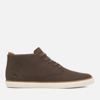 bab98ce52a298 at TheHut.com Lacoste Men s Esparre Chukka 318 1 Leather Suede Derby Chukka  Boots