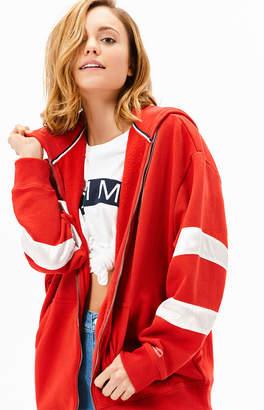 Tommy Jeans Varsity Zip Hoodie
