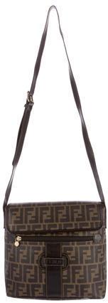FendiFendi Zucca Messenger Bag