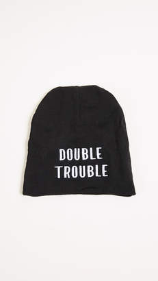 Private Party Double Trouble Baby Hat