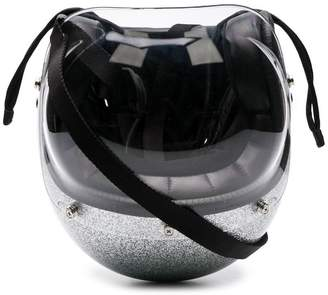 MM6 MAISON MARGIELA Helmet shoulder bag