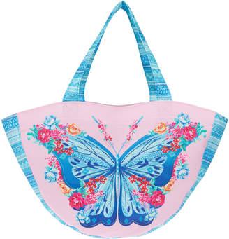 Monsoon Catalina Butterfly Shopper Bag