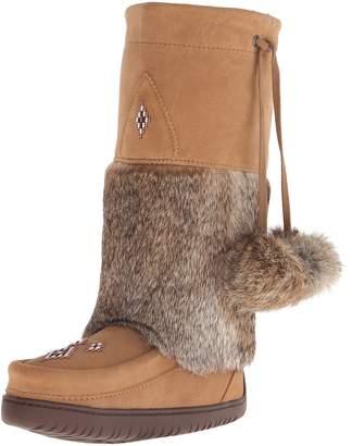 Manitobah Mukluks Women's Snowy Owl Mukluk Winter Boot