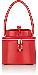 Maison Margiela Women's Tea Leather Bag - Red