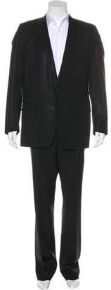 Christian Dior 2007 Coated Wool Suit