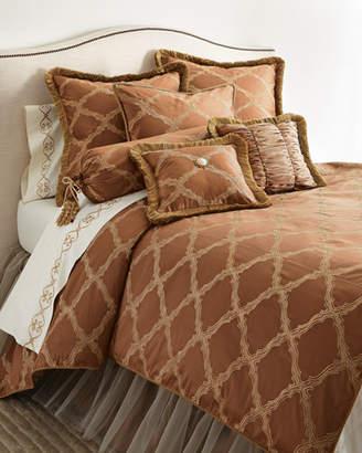 Sweet Dreams Standard Versailles Sham with Cording